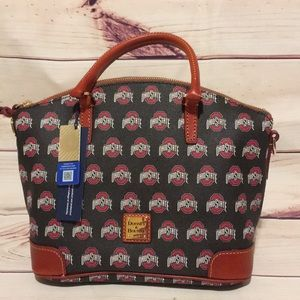 New with tags Ohio State Dooney & Bourke Purse